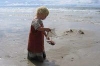 Mittelalterspielzeug: Holzschiffchen, Jungfernfahrt auf der Ostsee