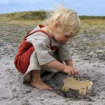 Mittelalterspielzeug: Holzpferdchen, Räderpferd