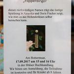 Flipperdinger - magische Pfeifen basteln