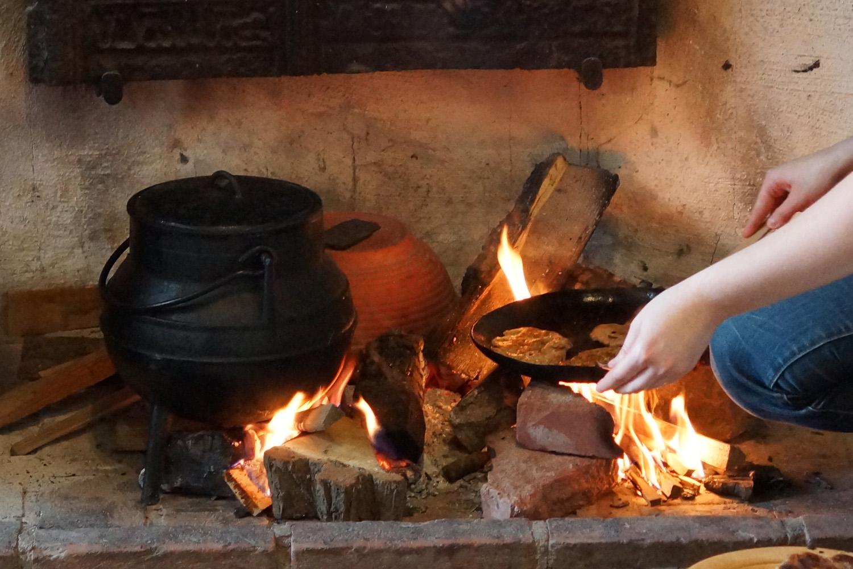 Mittelalter-Kochkurs